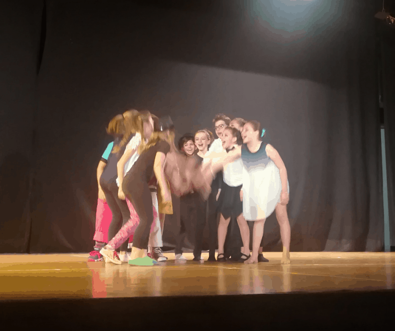 corso di teatro bambini torino